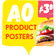 Multipurpose Product Posters Flyers A0 - GraphicRiver Item for Sale