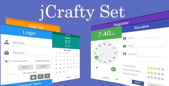 CodeCanyon JCrafty Set 10836886