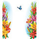 Border from Flowers - GraphicRiver Item for Sale