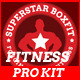 Fitness Pro Kit - GraphicRiver Item for Sale
