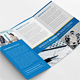 Business Solutions Trifold Brochure - GraphicRiver Item for Sale