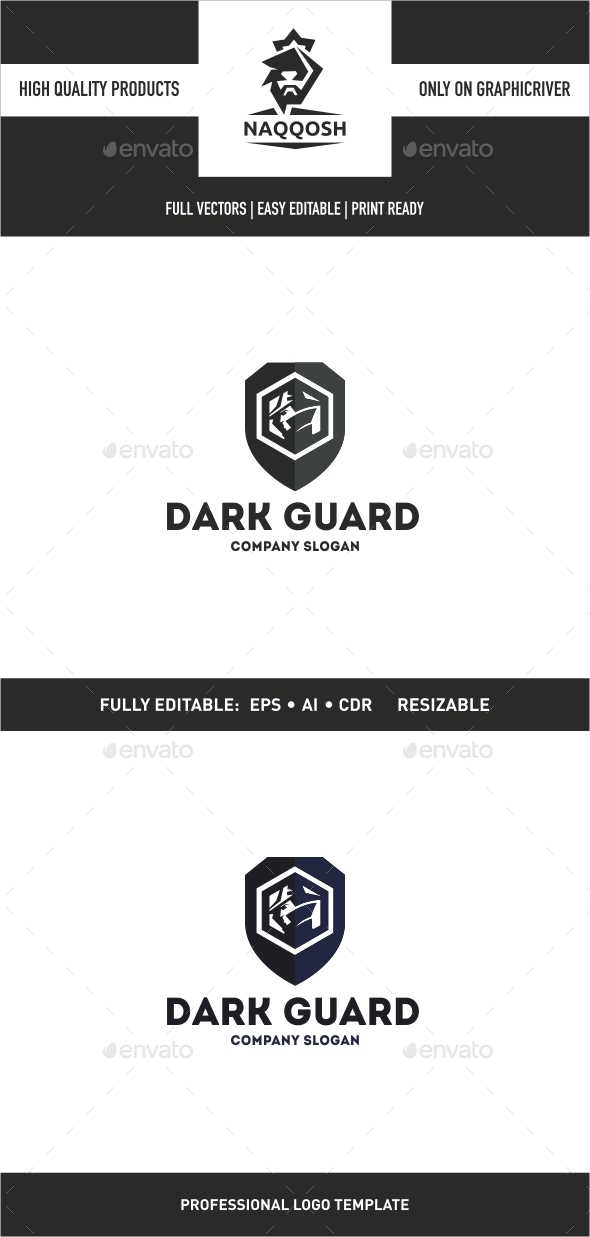 GraphicRiver Dark Guard 10931653