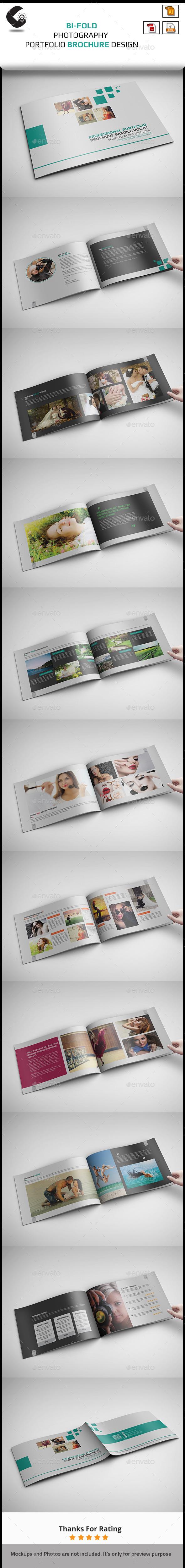 GraphicRiver Photography Portfolio Brochure 10931680