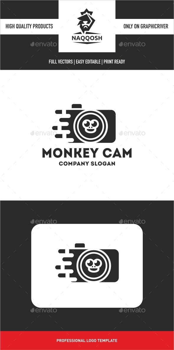 GraphicRiver Monkey Cam 10931745