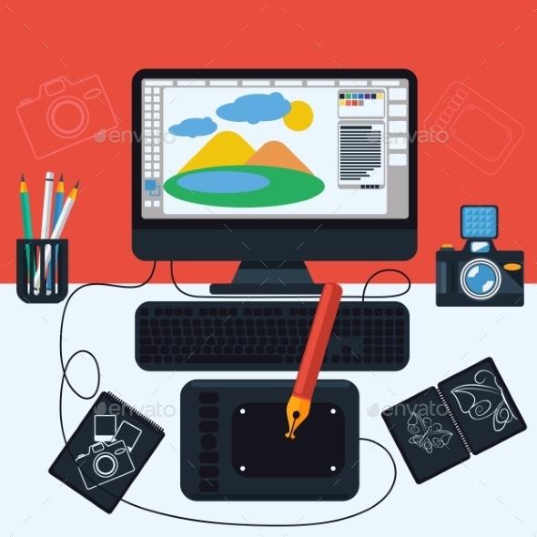 GraphicRiver Program for Design and Architecture 10931919