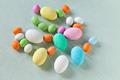 Colorful Sugar Eggs - PhotoDune Item for Sale