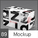 3D Box / Product Mock-Up v.1 - GraphicRiver Item for Sale