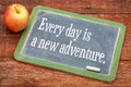 Every  day is a new adventure - PhotoDune Item for Sale