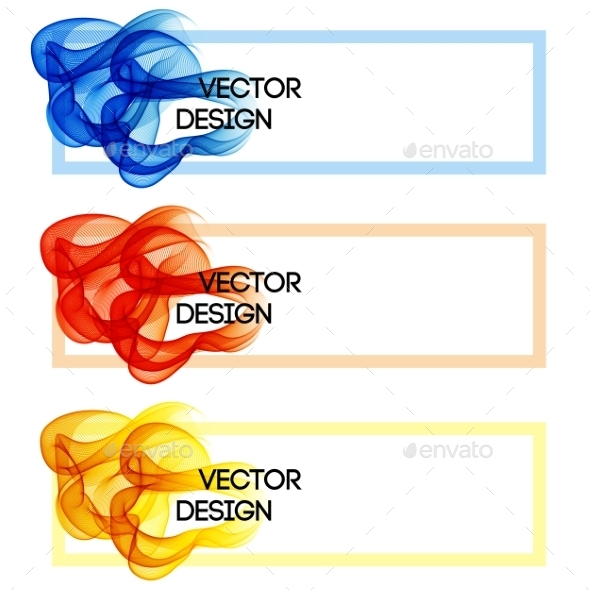 GraphicRiver Abstract Wave Banners 10932302