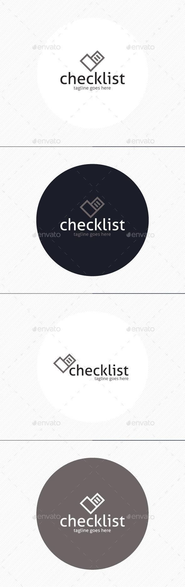 GraphicRiver Checklist Logo 10932379