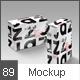 3D Box / Product Mock-Up v.2 - GraphicRiver Item for Sale
