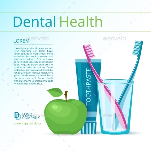 GraphicRiver Dental Health 10932453