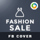 Fashion Sale Facebook Cover - GraphicRiver Item for Sale