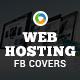 Web Hosting Facebook Covers - 2 Designs