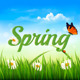 Spring Background - GraphicRiver Item for Sale