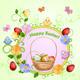 Easter Illustration - GraphicRiver Item for Sale