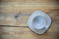 Blank coffee cup on the wood. - PhotoDune Item for Sale
