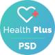 Health Plus – Clinic PSD Template