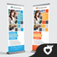 Education Roll-up Banner - GraphicRiver Item for Sale