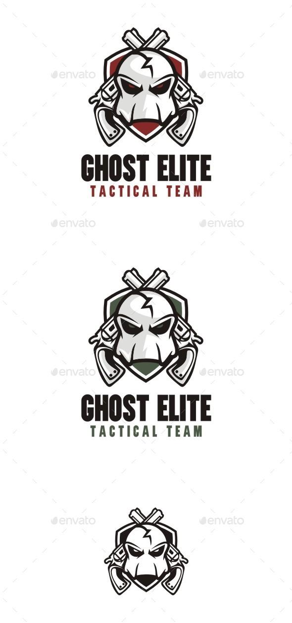 GraphicRiver Ghost Elite 10935521