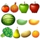 Different Fruits - GraphicRiver Item for Sale