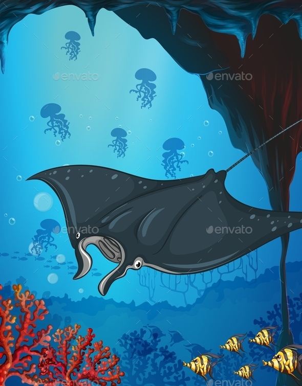 GraphicRiver Stringray 10935607