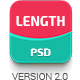 Length | One Page PSD Template - ThemeForest Item for Sale
