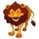 Dangerous Lion - GraphicRiver Item for Sale