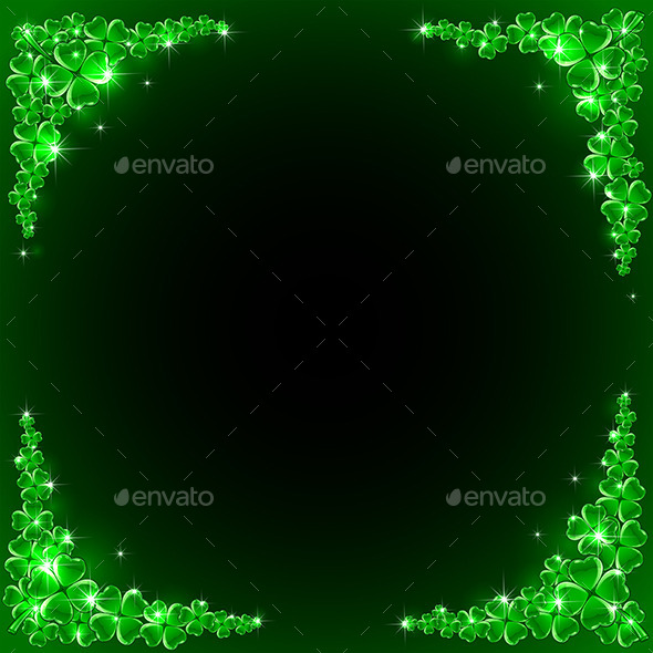 GraphicRiver St Patricks Day Background 10935699