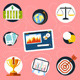 Finance and Analysis Icons - GraphicRiver Item for Sale