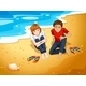 Couple on the Beach - GraphicRiver Item for Sale