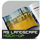 A5 Landscape Magazine / Brochure / Catalog Mock-Up - GraphicRiver Item for Sale