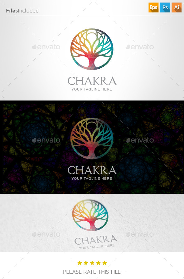 GraphicRiver Tree Logo 10936383