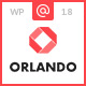 Orlando - Creative Infographics WordPress Theme - ThemeForest Item for Sale
