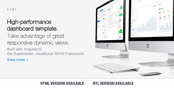 Clip-Two - Bootstrap Admin Template with AngularJS - Admin Templates Site Templates