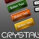 Elegant Crystal Web Elements - GraphicRiver Item for Sale