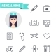 Set of Medical Icons - GraphicRiver Item for Sale