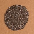 Circle of chia seeds - PhotoDune Item for Sale