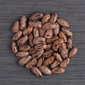 Circle of pinto beans - PhotoDune Item for Sale