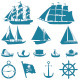 Sail Ships - GraphicRiver Item for Sale