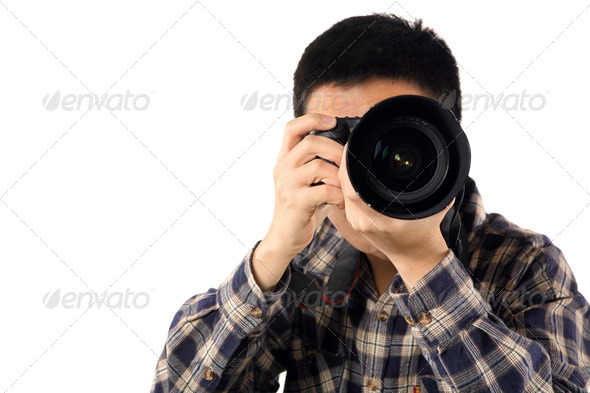 photographer - Stock Photo - Images
