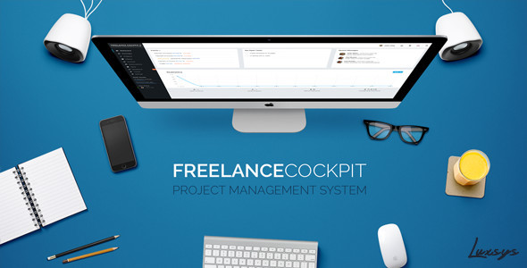 Freelance Cockpit 2 - Project Management - CodeCanyon Item for Sale