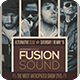 Fusion Sound Flyer Template - GraphicRiver Item for Sale