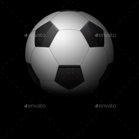 GraphicRiver Soccer Ball Background 10937780