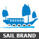 Sail Brand Logo Template - GraphicRiver Item for Sale