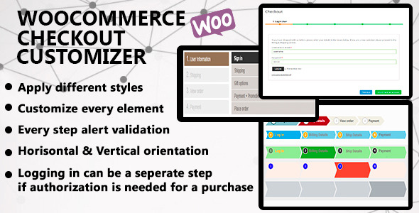CodeCanyon WooCommerce Checkout Customizer 10884649