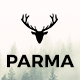 PARMA - Responsive Coming Soon Template