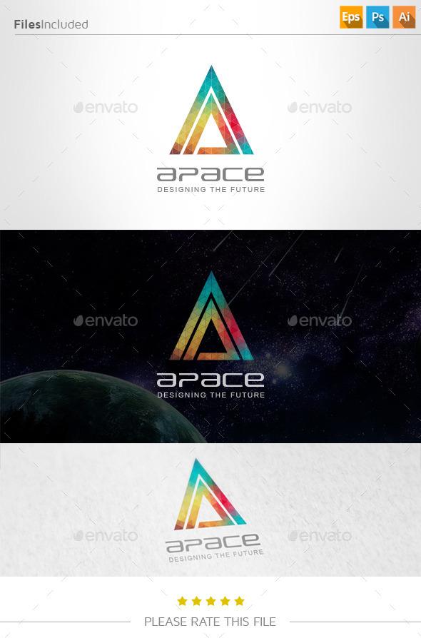 GraphicRiver Letter A Logo 10938206