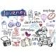 Journey Doodles - GraphicRiver Item for Sale