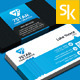 Seven Star Corporate Business Card Vol.4 - GraphicRiver Item for Sale